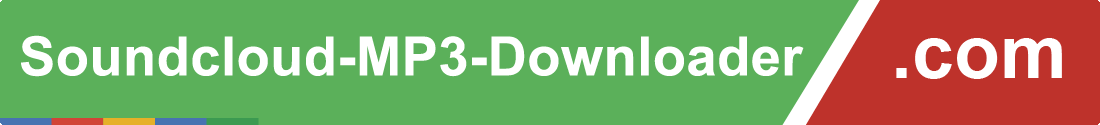 Online Soundcloud MP3 Downloader - Soundcloud to MP3
